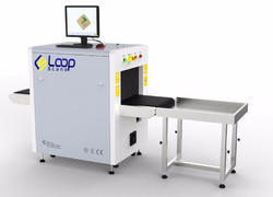 X- Ray Baggage Scanner Rental Service