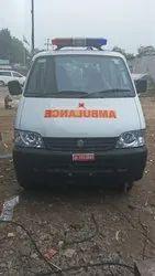 Non Ac Maruti Eeco Ambulance