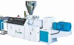 Automatic, Semi-Automatic Profile Extruder