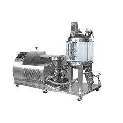 InNovaZ TRL- B Plant Dispersing and Defoaming Machine