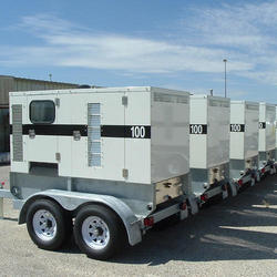 Commercial Generator Rental Service in Pan India