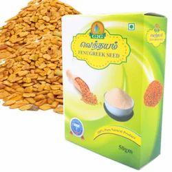 G2G Fenugreek Seed Powder, 50g, Packaging: Box