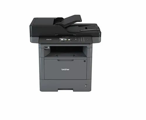 Gray Brother DCP-L5600DN Monochrome Multifunction Laser Printer