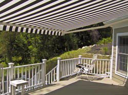 Motorized Acrylic Awnings