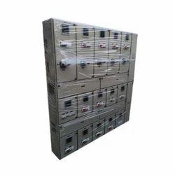 Three Phase Power Meter Panel Board