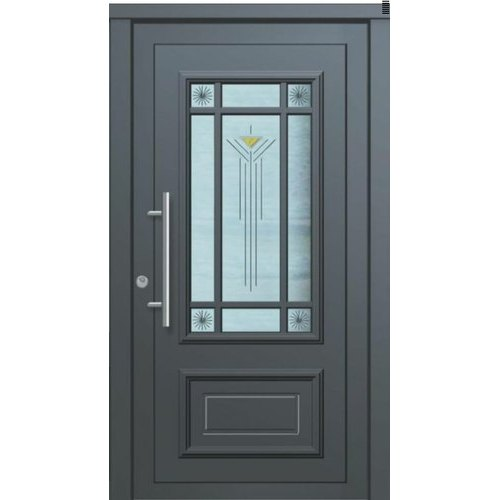 Polished Hinged Wooden Home Door