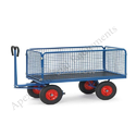 Mild Steel Manual Trolley