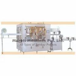 841 Rinser Filler Capper Machine
