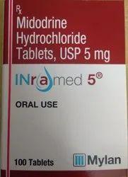 Midodrine Tablet
