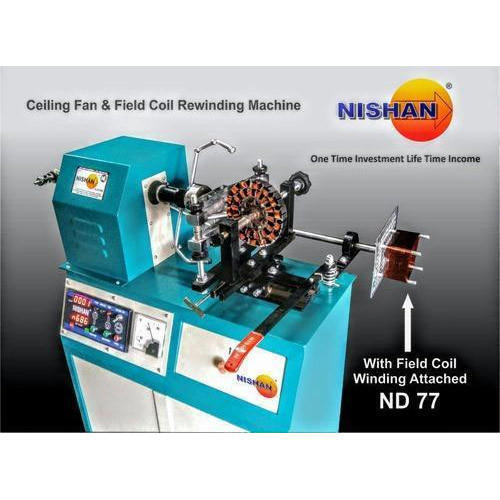 NISHAN Ceiling Fan & Field Coil Winding Machine