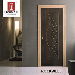 Rockwell Decorative Wooden Door