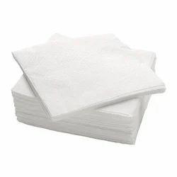 White Plain Napkin Paper