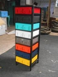 INDUSTRIAL FURNITURE CHEST DRAWERS