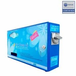 5rs Coin Operated Sanitary Napkin Vending Machine