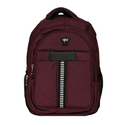 Infinit Laptop Backpack Maroon Color