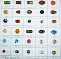 Indian Handicrafts Style Lampwork Glass Beads