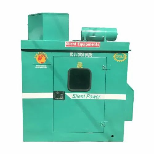 Single And Three Phase 10 Kw Soundproof Bajaj M Diesel Generator Set For Industrial Rs 180000 Unit Id 22453239548