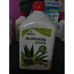 Organic Aloe Vera Juice