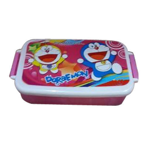 82428ad16d Plastic School Lunch Box, Rs 65 /piece, Miracle Traders | ID ...