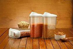 Transparent Easy Flow Cereal Dispenser 1100 ml, Box