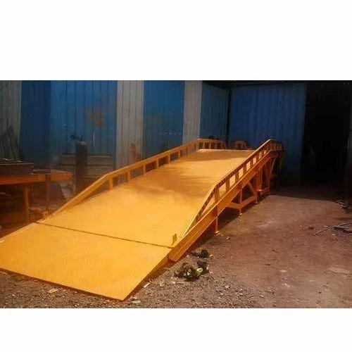 Mobile Dock Leveler Bdl 120 Rs 195000 Unit Besto Handling