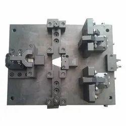 Mild Steel VMC Machining Fixture, For Vmc Machine