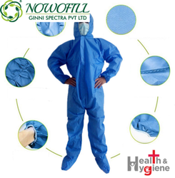 Non-Woven Spunbonded Fabric DRDO for Body Suits