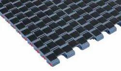 Rubber Top Modular Conveyor Belts