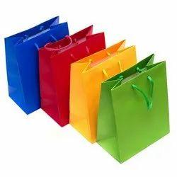 Plain Eco Friendly Paper Shopping Bag