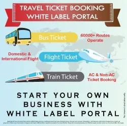 Bus and Flight Ticket Booking White Label Portal with Complete Admin Control