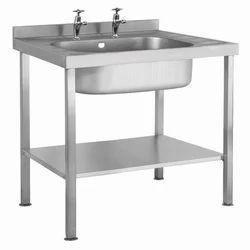 Kitchen sinks in jaipur rajasthan india indiamart single sink unit workwithnaturefo