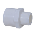Male Adapter Plastic Threaded