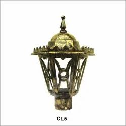Cast Aluminium Lighting Post Top