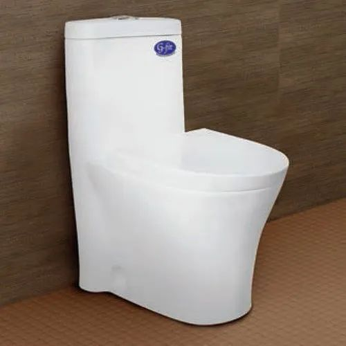 892- ONE PIECE COMMODE