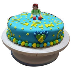 Birthday Theme Eggless Cake View Specifications Details of