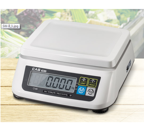 Price Computing Scales SW-II | CAS Weighing India Private