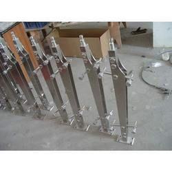 Steel Railing Pillars