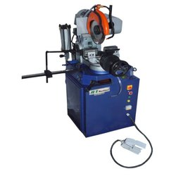 JE 318 Semi Automatic Pipe Cutting Machine