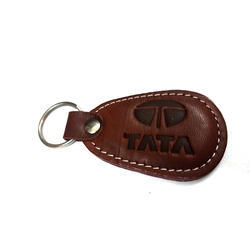Promotional Brown Keychain
