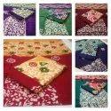 Multi Wax Batik Cotton Dress Material