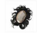 10x7 Inch Silk Base Men Hair Patch Wig