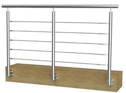 Stainless Steel Rope Handrail