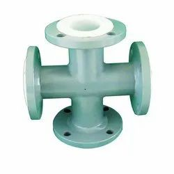 PTFE Line Fitting Flange End