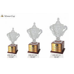 Crystal Winner Cup