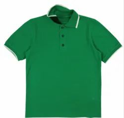 Green Child Polo Shirts