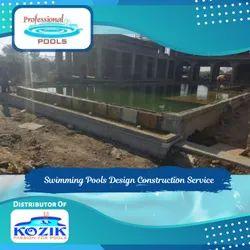 Swimming Pools Design Construction Service
