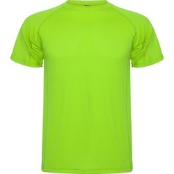 Dri Fit Round Neck T-Shirt