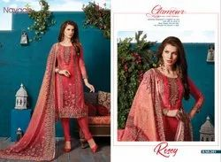Fancy Embroidered Salwar Suit