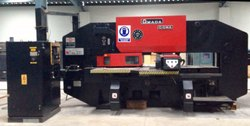 Used Amada Cnc Turret Punch Press