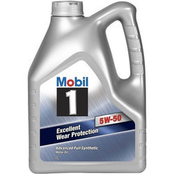 Mobil 1 5W-50 Synthetic Motor Oil